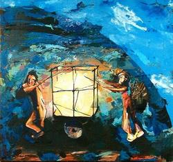 Jerzy Treit - O dwóch takich co ukradli księżyc